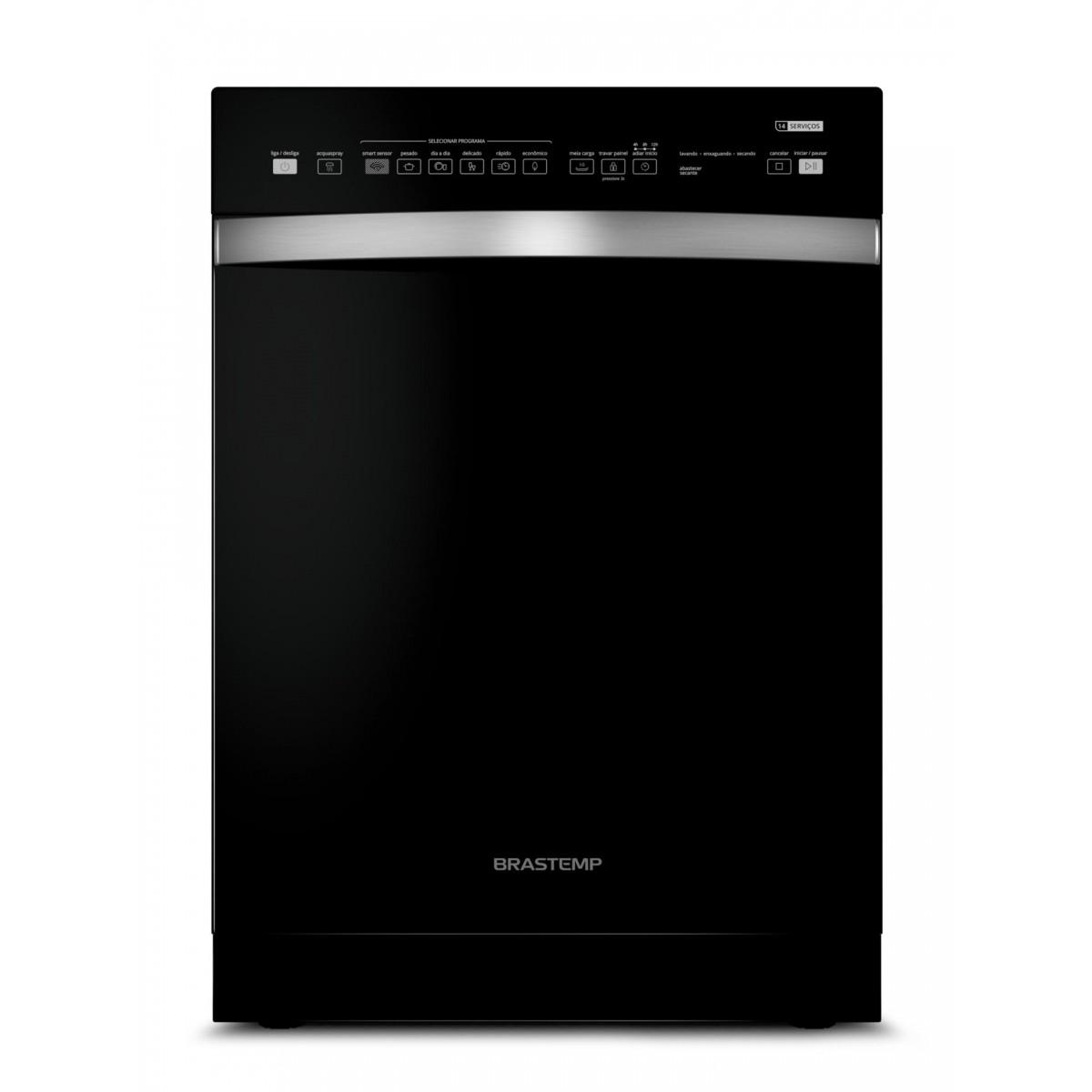 Lava-louças Brastemp 14 serviços BLF14AE