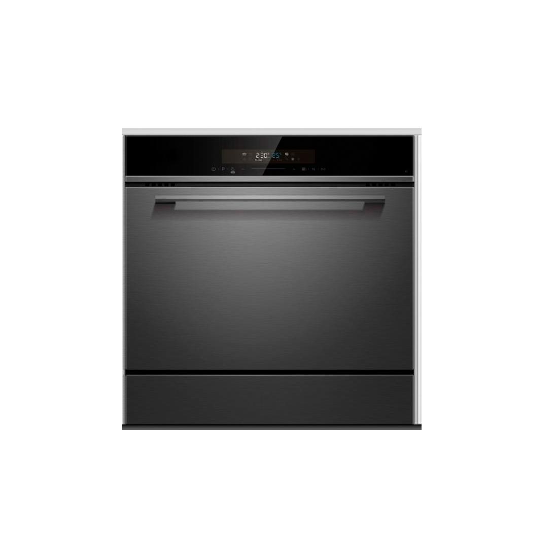 Lava-Louças de Embutir Cuisinart Arkton 8 Serviços Inox 60cm 220V