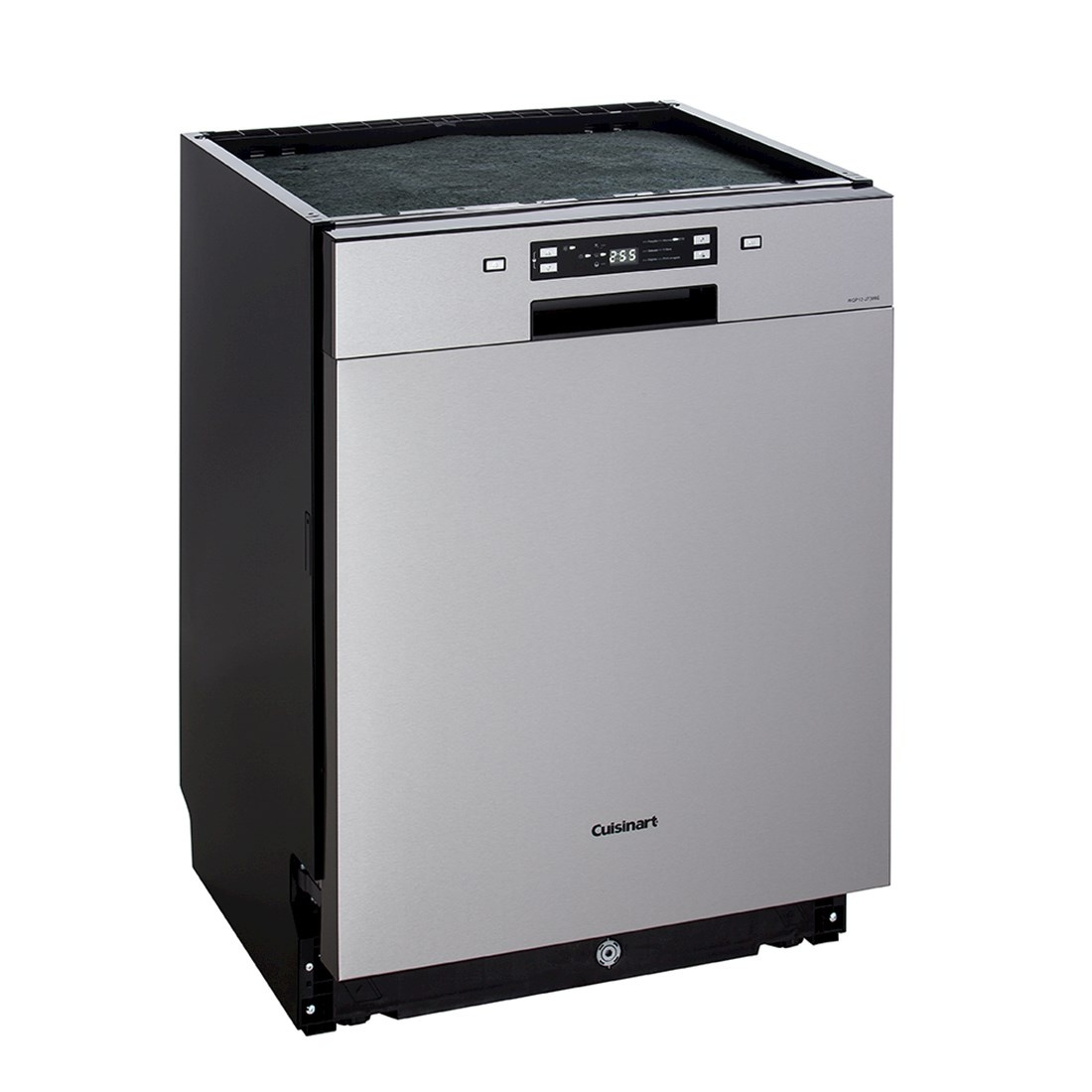 Lava-Louças de Embutir Cuisinart Prime Cooking 14 serviços Inox 60cm 220V