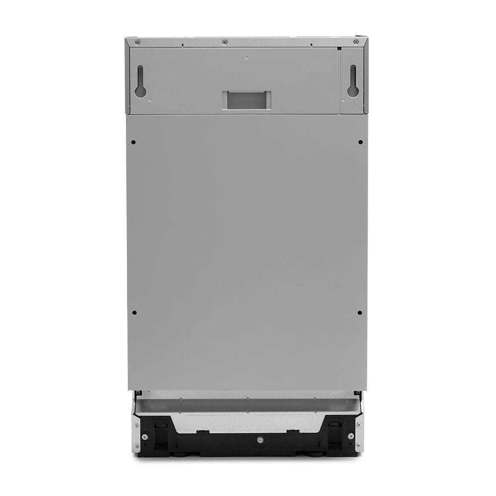 Lava-Louças de Embutir Elettromec 9 Serviços Inox 45cm