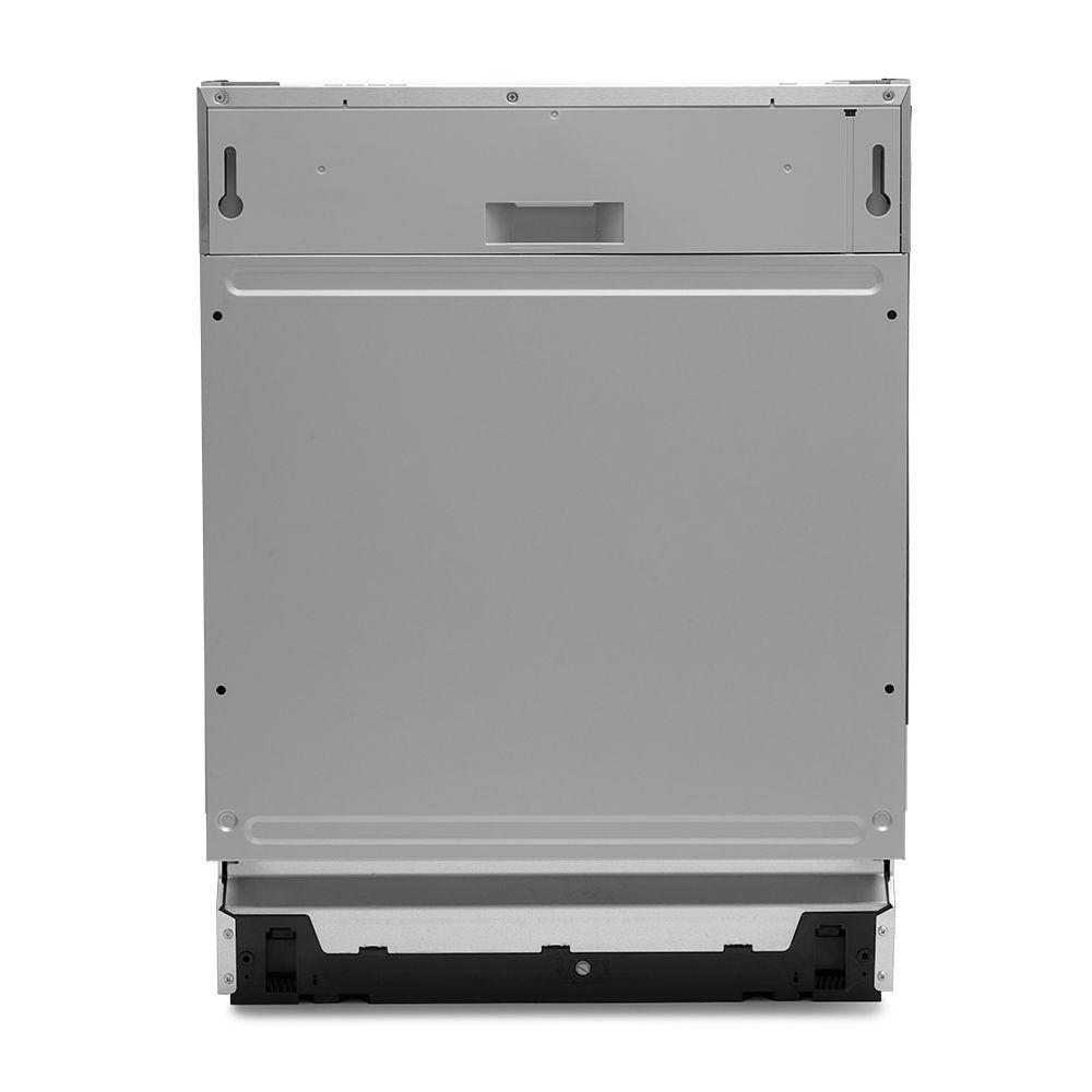 Lava-Louças de Embutir Elettromec Eletrônica 14 Serviços Inox Sem Revestimento 60cm
