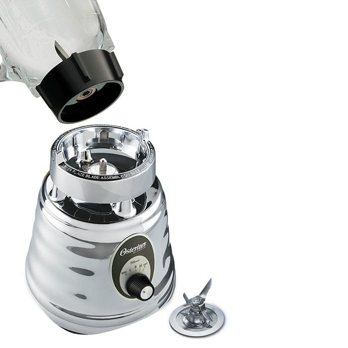 Liquidificador Osterizer Cromado Clássico Oster 4655