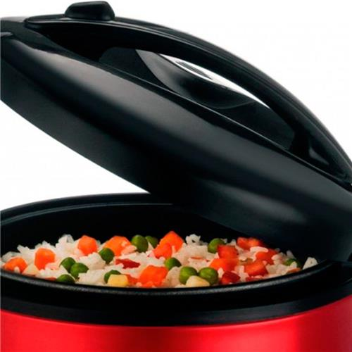 Panela de Arroz Elétrica Black and Decker SUPERRICE 1 Litro