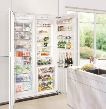 Refrigerador de Embutir Liebherr para Revestir SBS19H1