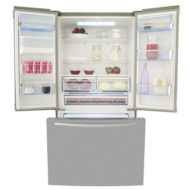 Refrigerador Elettromec French Door Inox 531 Litros 220V