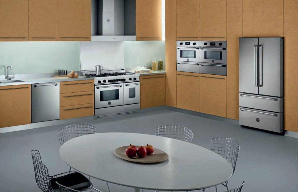 Refrigerador Master Bertazzoni MAS REF 90 X Inox