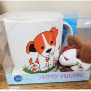 Caneca - Happy Friends Cachorro