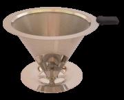 Coador de café inox