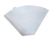 Filtro Branco p/ clever grande - 100 unid