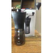 Moedor de café acrilico