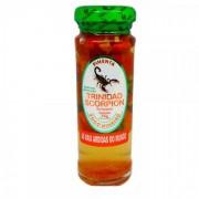 Pimenta em Conserva Trinidad Scorpion 70g Fogo Mineiro