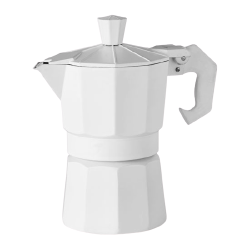 Cafeteira de alumínio modelo Mini Aromatic express