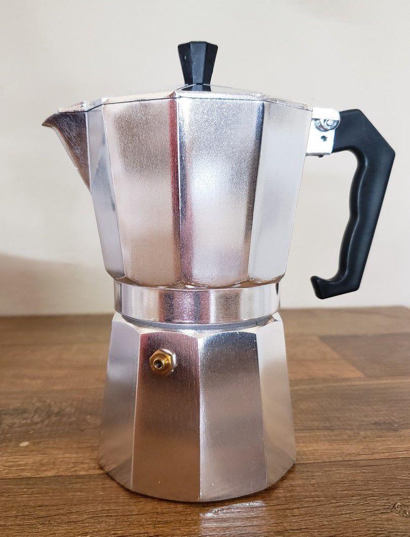 Cafeteira Italiana 6 xícaras 250 ml