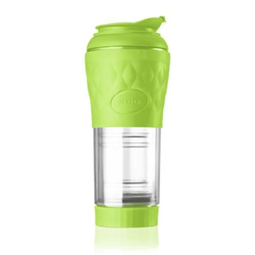Cafeteira Portátil Pressca Verde Atlântico