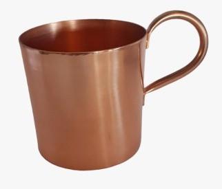 Caneca de cobre