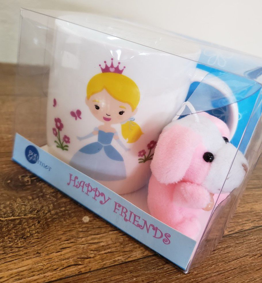 Caneca - Happy Friends Princesa