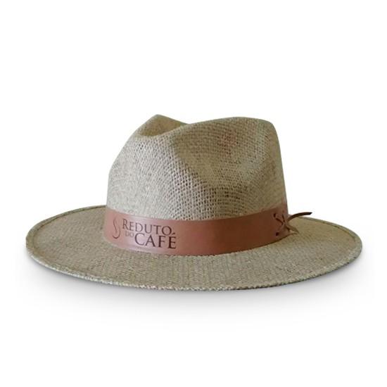 Chapéu de Juta Reduto do Café