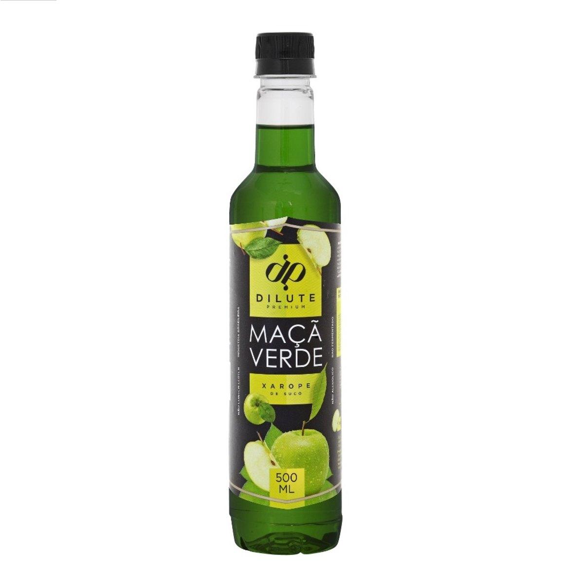 Dilute Premium Maçã Verde 500 ml