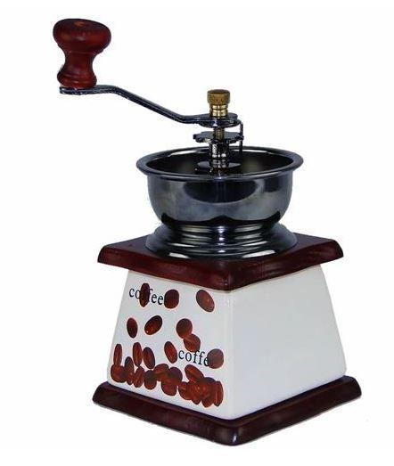 Moinho de café manual - lamina de cerâmica 17g