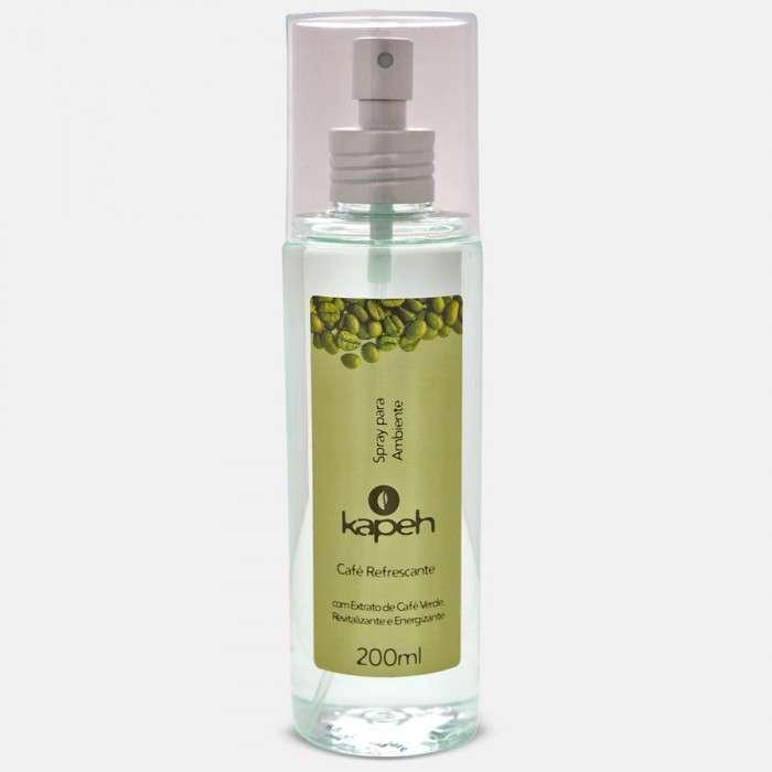 Perfume Spray para Ambiente Café Refrescante Kapeh