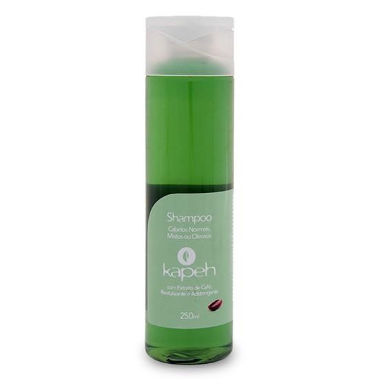 Shampoo para Cabelos Normais, Mistos ou Oleosos Kapeh