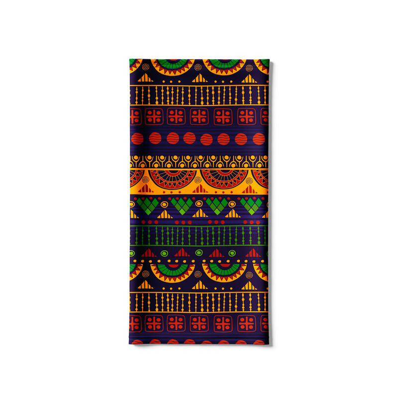 Bandana Tubular Asteca Nativa
