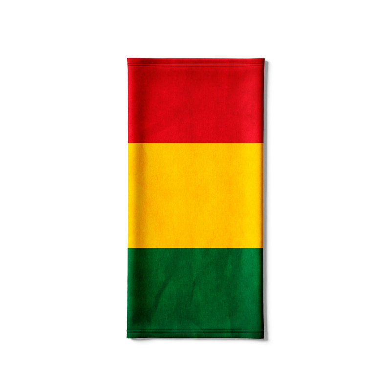 Bandana Tubular Bandeira Reggae
