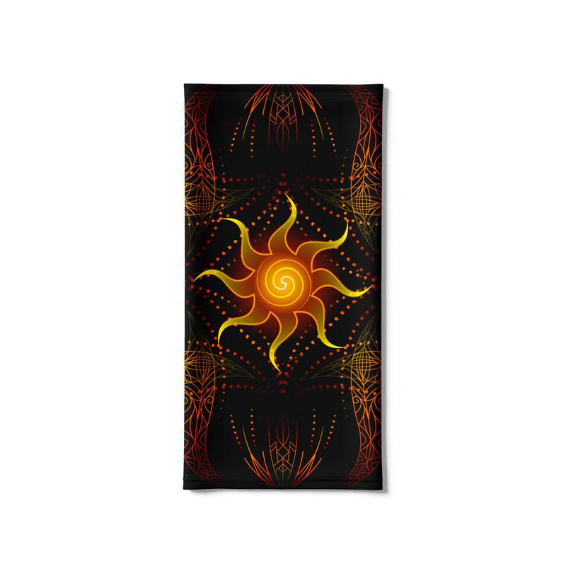 Bandana Tubular Sol Mistico