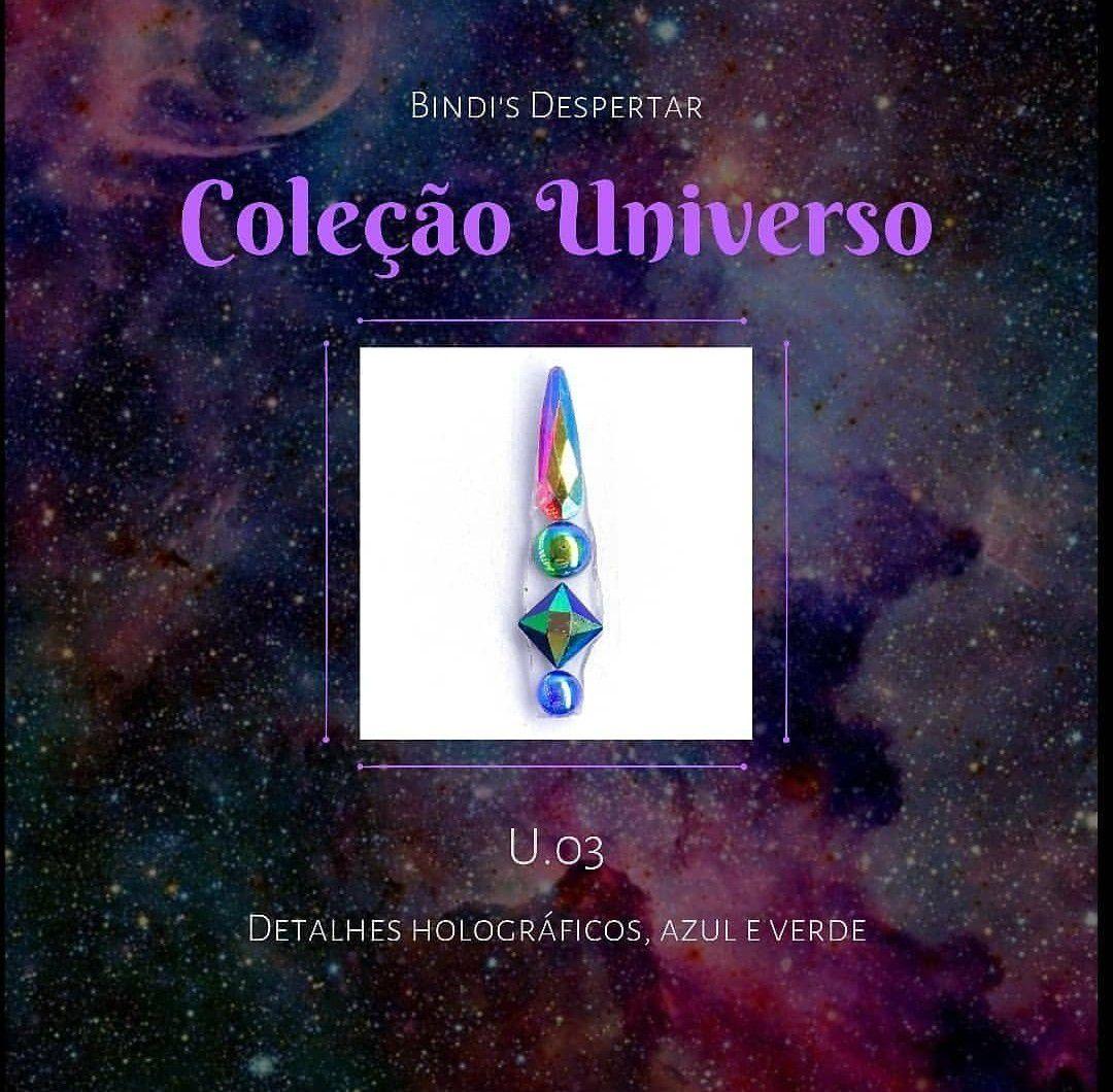 Bindi Despertar Coleção Universo - U.03