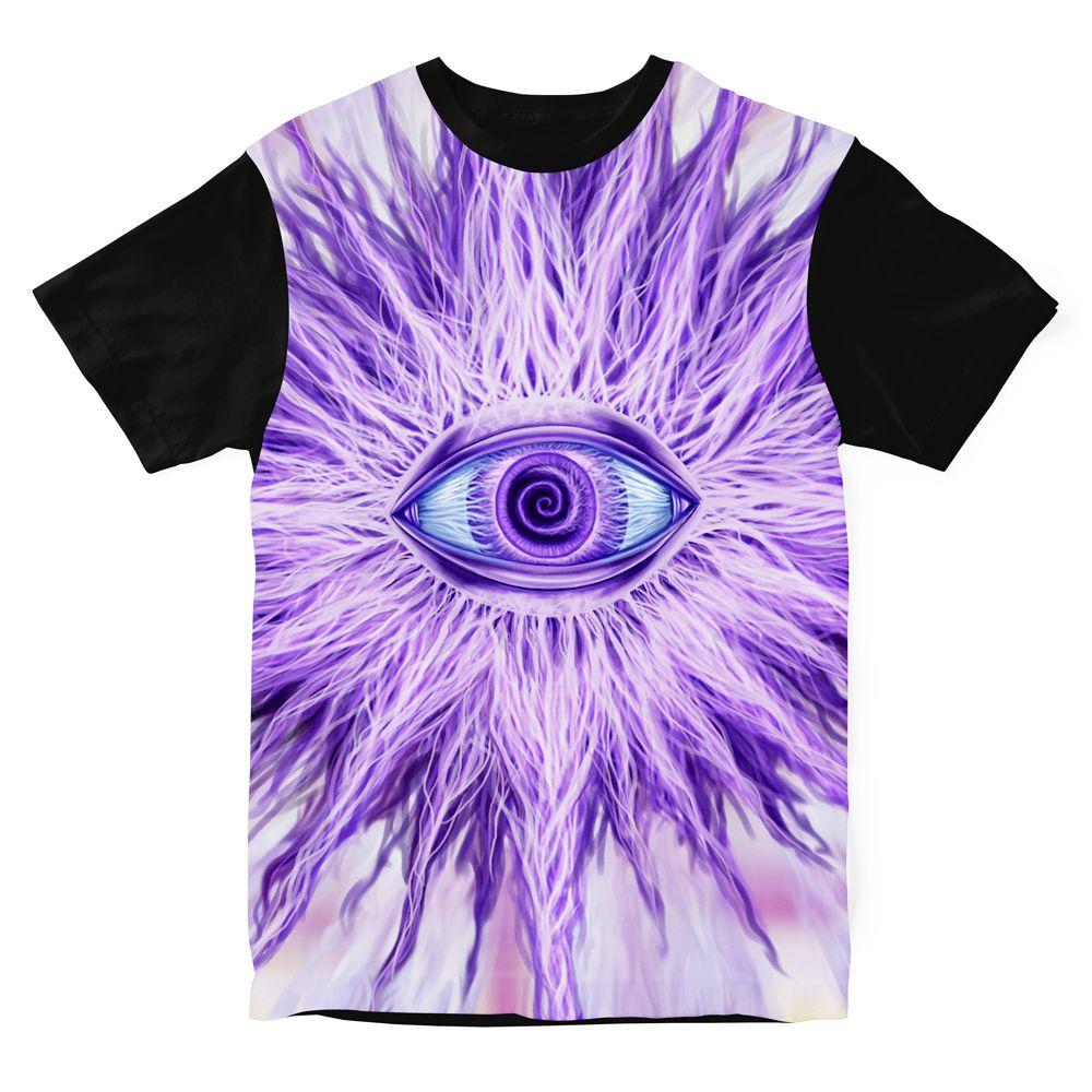 Camiseta Psicodélica Eye