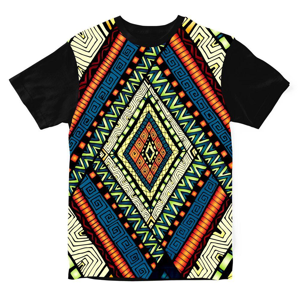 Camiseta Psicodélica Native Culture