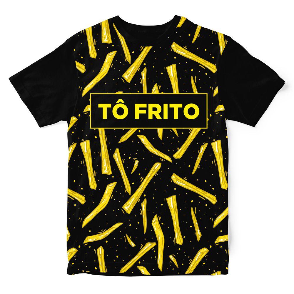 Camiseta Tô Frito