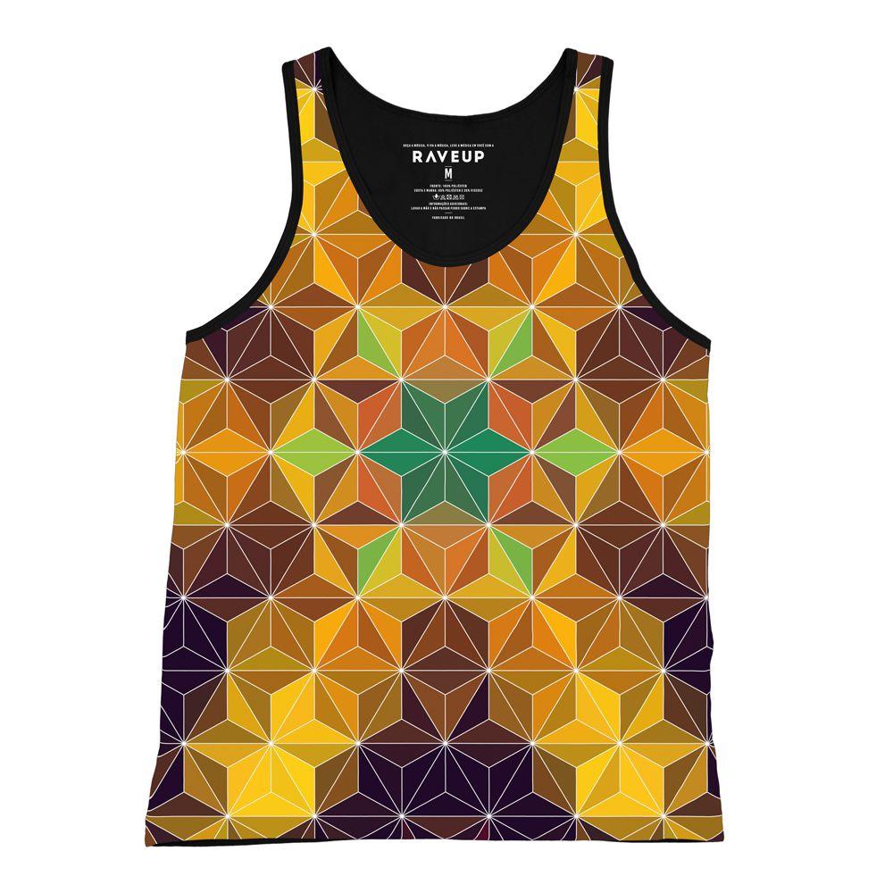 Regata Psicodélica Geometric Mandala
