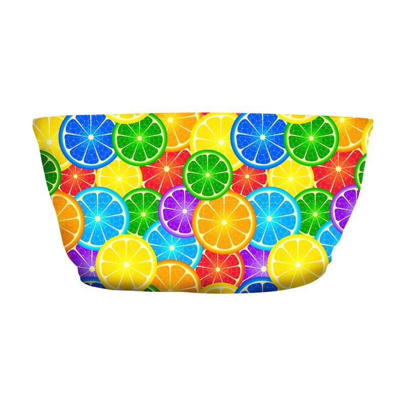 Top Faixa Frutas Cítricas