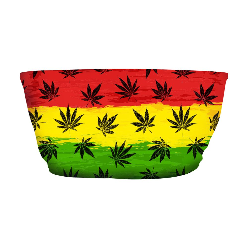 Top Faixa Psicodélico Cannabis Reggae