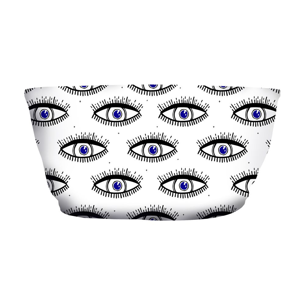 Top Faixa Psicodélico Dark Eyes