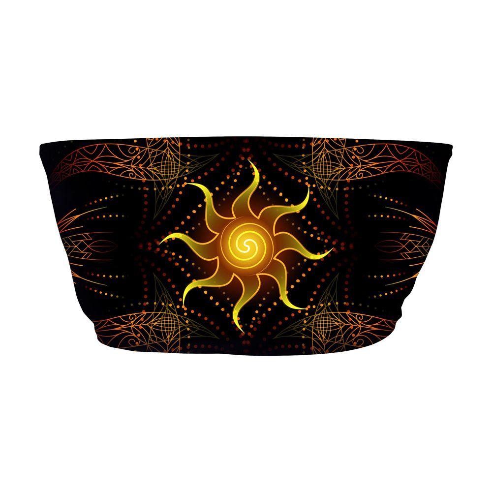 Top Faixa Psicodélico Mystical Sun