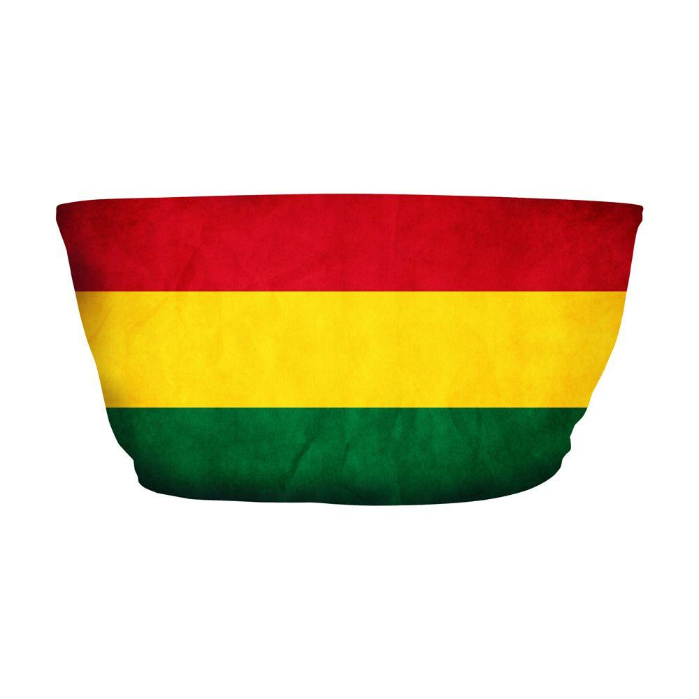 Top Faixa Psicodélico Reggae Flag