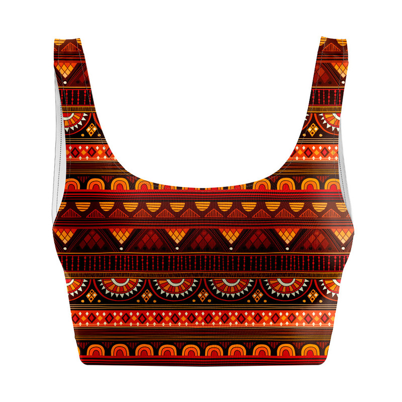 Top Regata Nativo Tribal