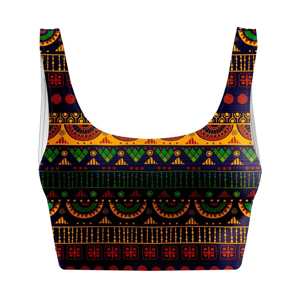 Top Regata African Arts