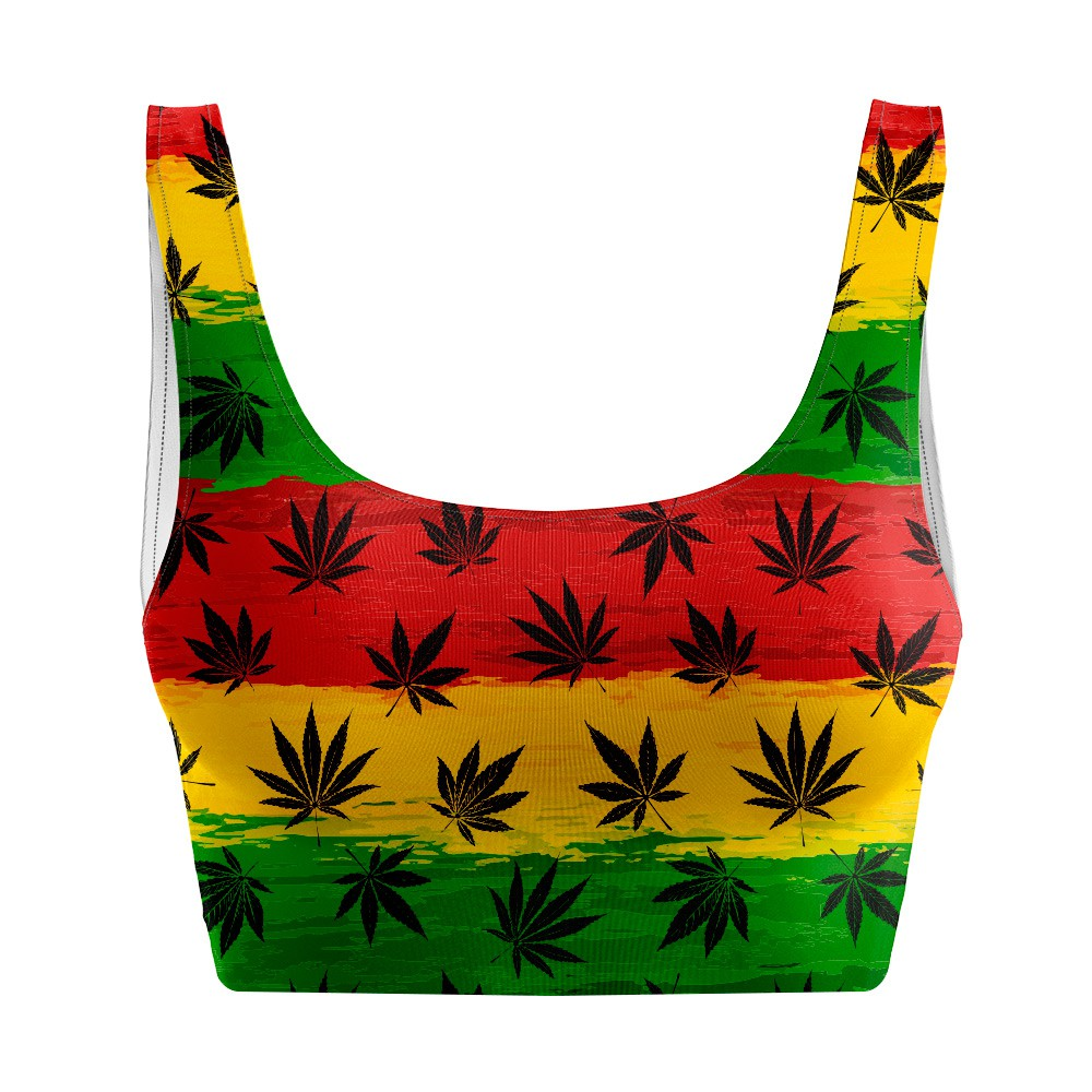 Top Regata Cannabis Reggae