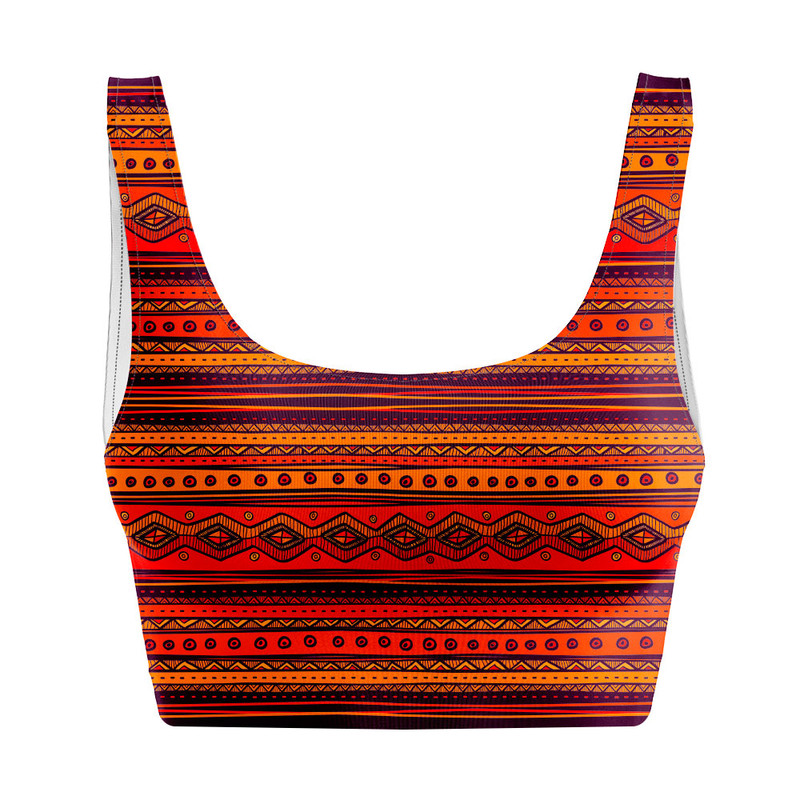 Top Regata Tribal Nativa Fogo
