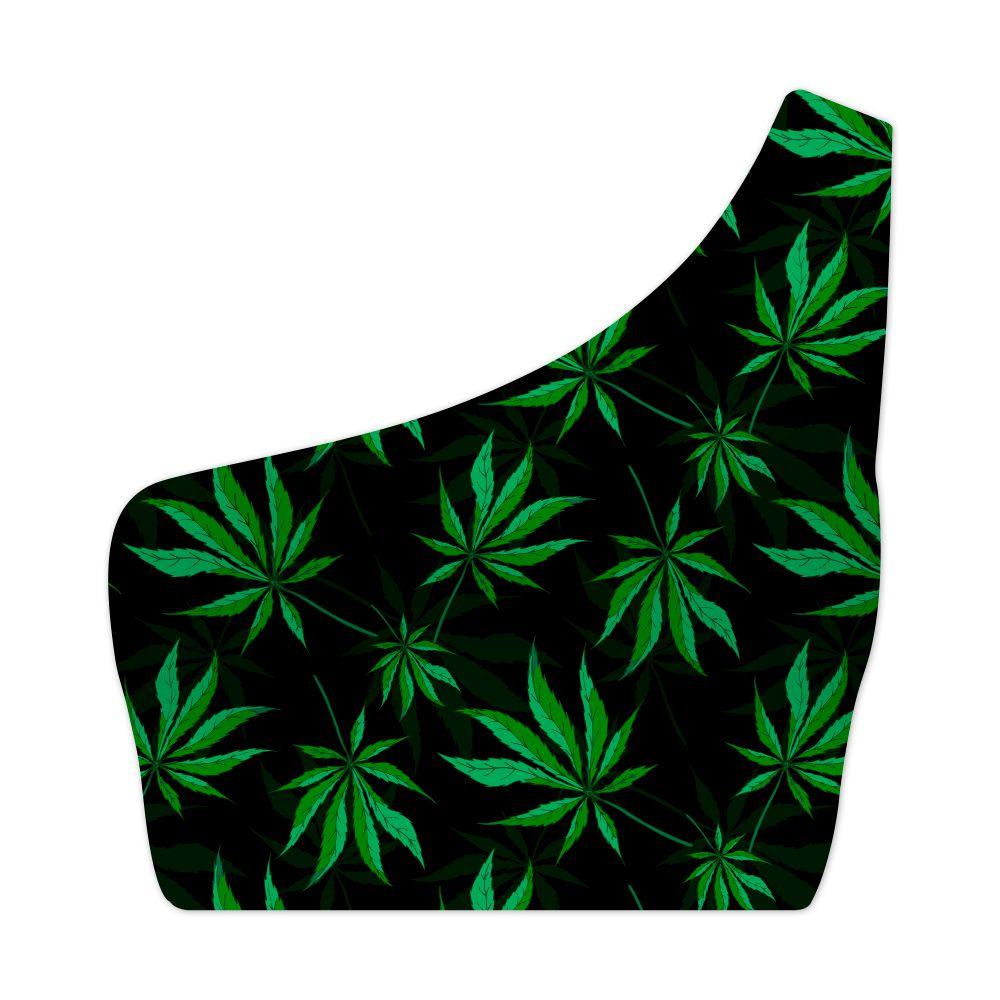 Top Um Ombro Só Cannabis Plant