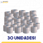 Etiqueta para Balança 60x30 - Caixa com 30 unidades