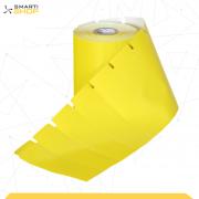 Etiqueta para gondola com adesivo