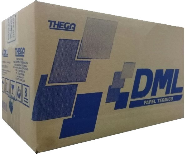 Bobinas DML  80x30 - Caixa com 30 unidades