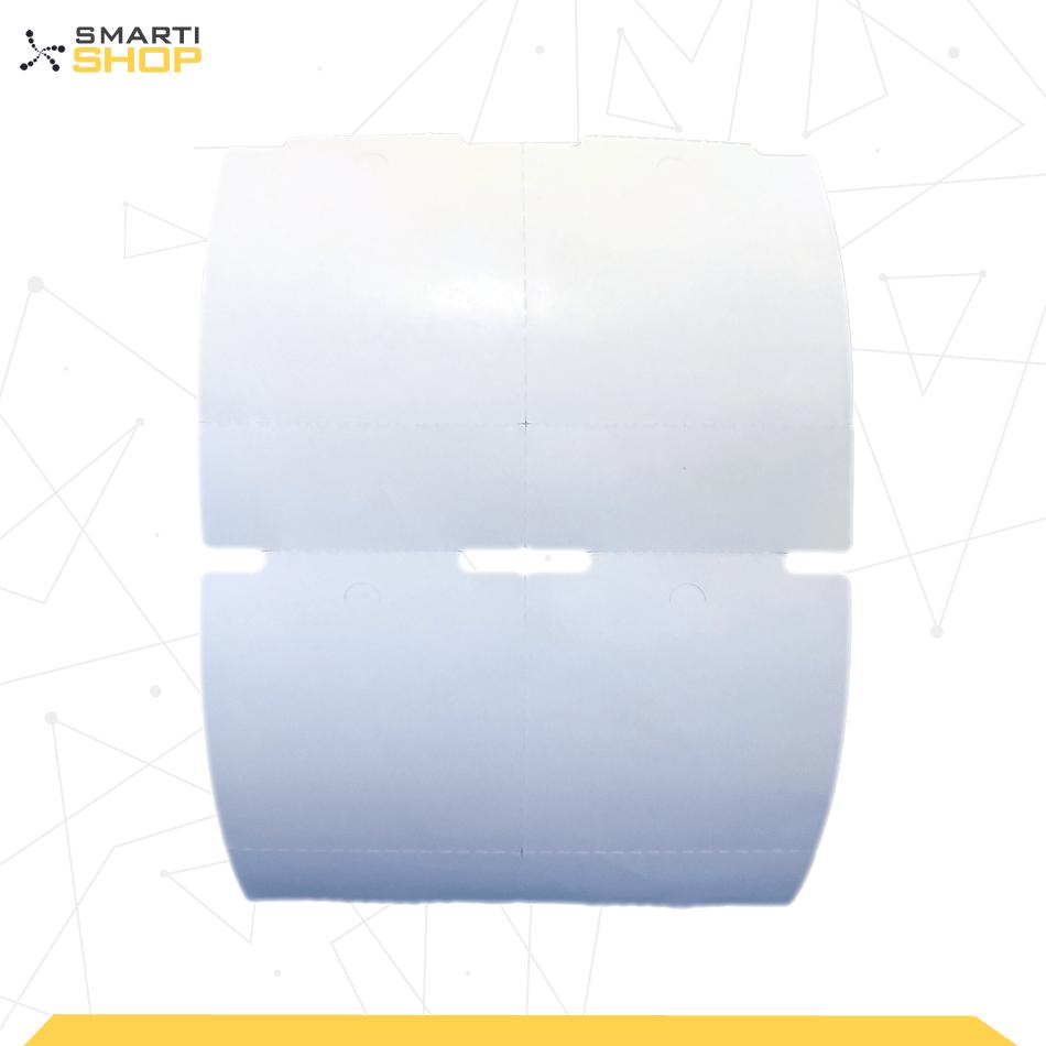 Etiqueta TAG 50X73mm 2 Colunas com adesivo
