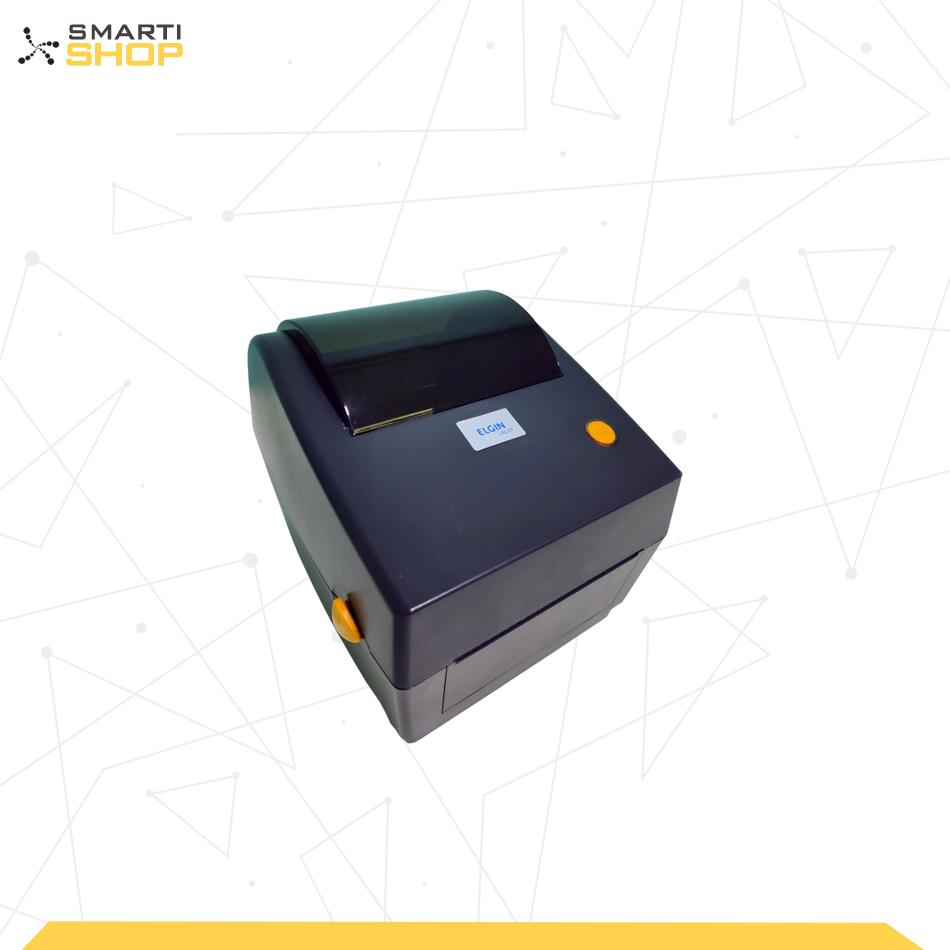 Impressora de Etiquetas Elgin L42 DT + Balança Digital Elgin DP15