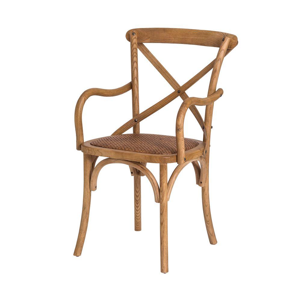 Cadeira Cross c/Braço Betulla
