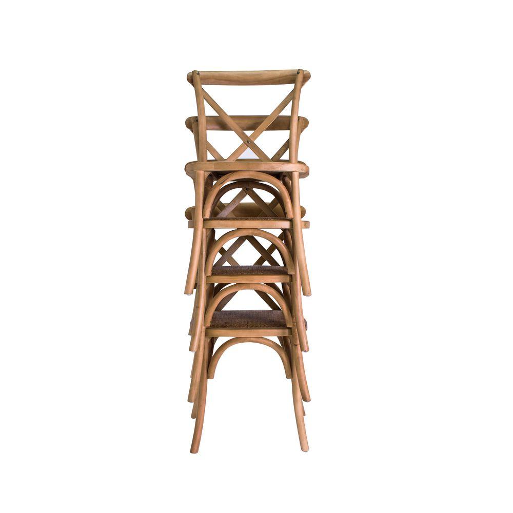 Cadeira Cross Empilhável Betulla